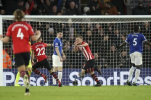 Ward-Prowse thunderbolt paves way for Southampton victory