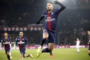Cavani and Mbappe score 3 each as PSG routs Guingamp 9-0