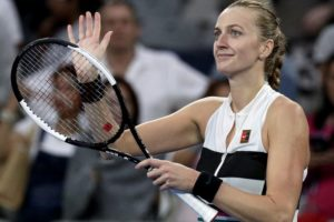 Australian Open: Kvitova, Federer, Nadal in action