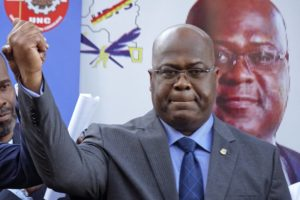Congo court declares Felix Tshisekedi is elected president