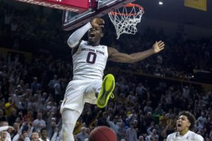Balanced Sun Devils use big outburst to beat Ducks 78-64