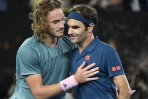 Child is father of the man: Federer loses to Tsitsipas, 20