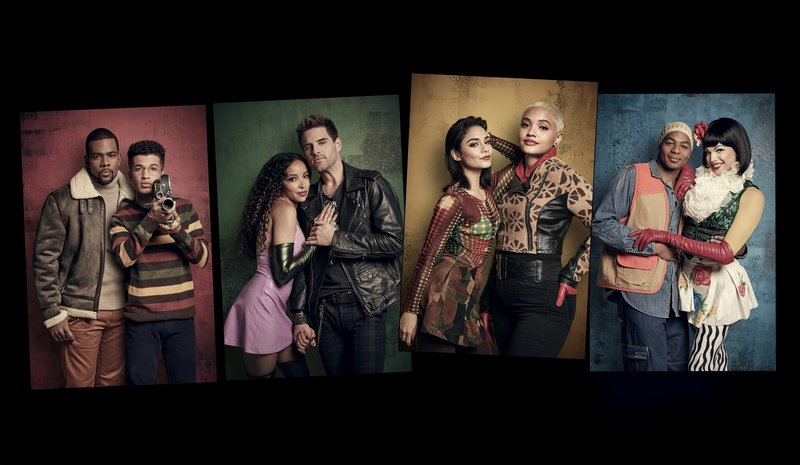 This image released by Fox shows the cast of