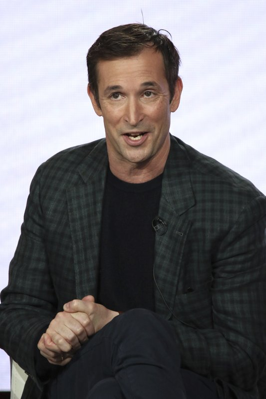 Noah Wyle participates in the