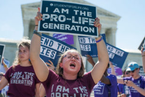 Most young adults disagree with Democrats on abortion