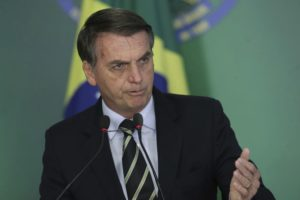 Brazil's Bolsonaro loosens gun laws, first of expected moves