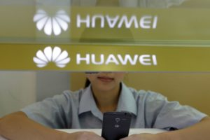 Chinese tech giant Huawei faces growing backlash