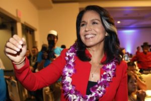 Different from other 2020 Dems, Tulsi Gabbard supports Mueller report