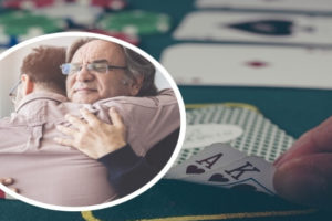 How one father taught his son a truly priceless lesson in a truly unexpected location… a casino