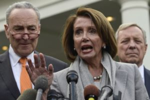 Update: Pelosi, Schumer rip Trump emergency declaration
