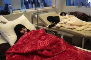 In Yemen, world's worst cholera outbreak traced to eastern Africa
