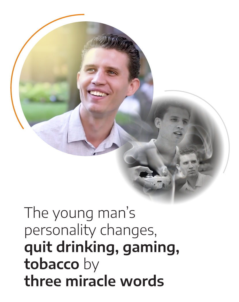 the-young-mans-personality-changes