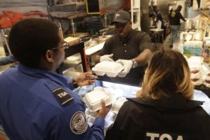 Miami airport Haitian restaurant looks out for TSA agents