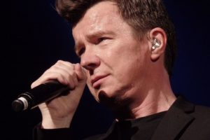 Rickrolling guy is a good sport who's aging well