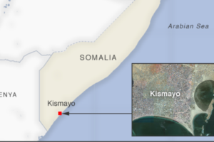 Somali military: About 70 Somali militants killed in fighting, air strike