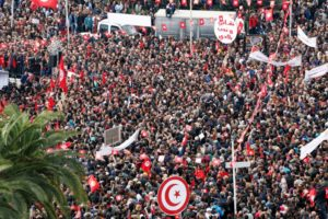 Tunisian union launches nationwide strike over pay