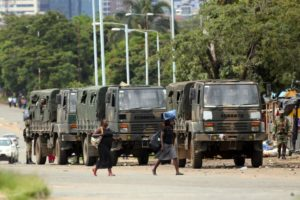 UN to Zimbabwe: Stop violent crackdown against protesters