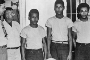 US black men wrongly accused of rape, receive pardons 70 years later