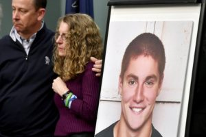Parents of Penn State pledge sue frat members over his death