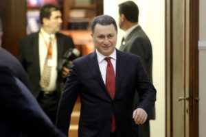 Macedonia's fugitive ex-PM claims he feared for his life