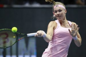 Bertens beats Vekic to win St. Petersburg Ladies Trophy