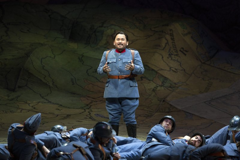 Tenor on top of the high C's in Donizetti opera | TheBL com
