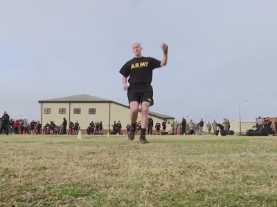 The U.S. Army is developing a new, more grueling and complex fitness exam that adds dead lifts, power throws and other exercises designed to make soldiers more fit and ready for combat. (Feb. 6)