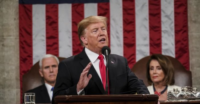 President Trump: 'Congress passed a dangerous resolution, putting countless Americans in danger'