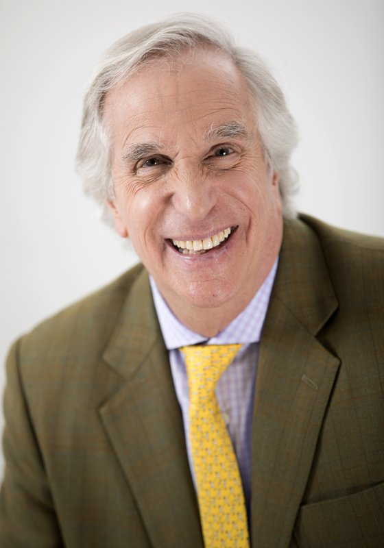In this Feb. 5, 2019 photo, actor and author Henry Winkler appears during a portrait session in New York to promote the latest book in his