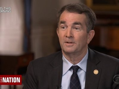 Virginia Gov. Ralph Northam says he thought about resigning in the days after a racist yearbook photo surfaced. (Feb. 10)