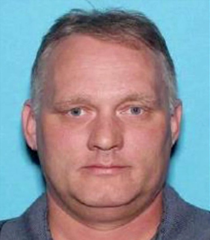FILE - This undated Pennsylvania Department of Transportation photo shows Robert Bowers. Bowers, a truck driver accused of killing 11 and wounding seven during an attack on a Pittsburgh synagogue in October 2018 is expected to appear Monday morning, Feb. (Pennsylvania Department of Transportation via AP, File)