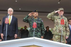 Thailand and US launch annual Cobra Gold military exercise