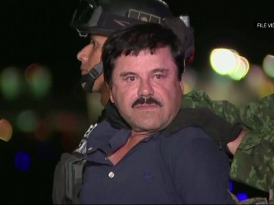 Notorious mexican drug lord Joaquin