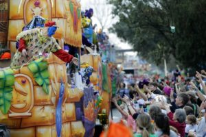 Mayor says New Orleans 'more than prepared for Mardi Gras'