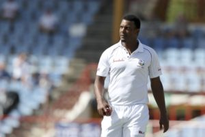West Indies cricket bowler banned for verbal abuse