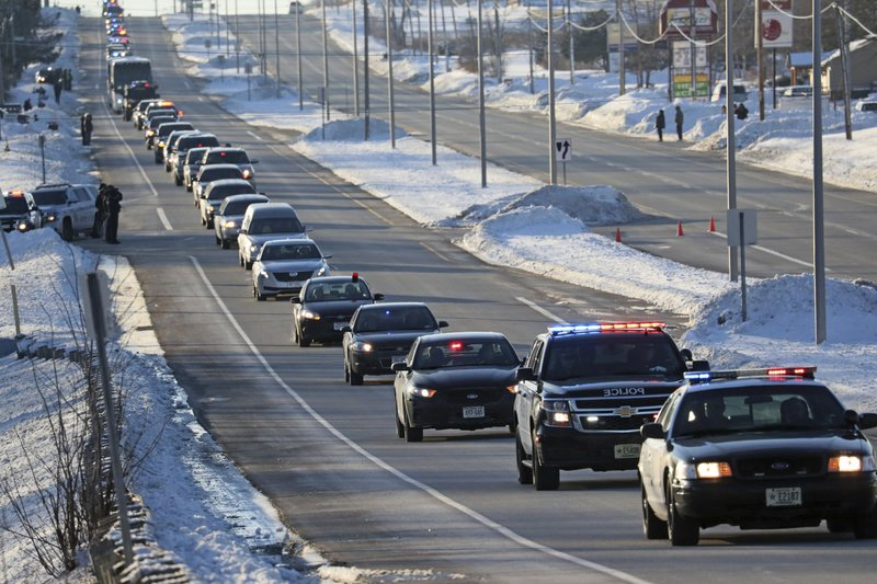 Fallen Milwaukee Officer Remembered For Extraordinary Life