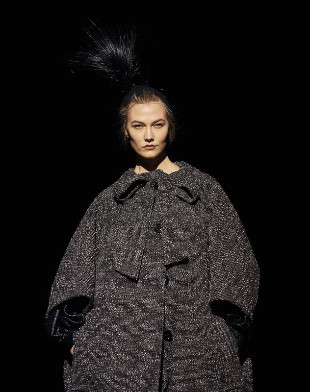 Marc Jacobs collection is modeled during Fashion Week in New York, Wednesday, Feb. 13, 2019. (AP Photo/Andres Kudacki)