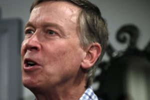 Ex-Colo. Gov. Hickenlooper supports universal health care