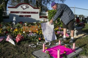 Students track fatal child shootings since Parkland killings