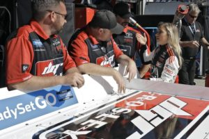 No female drivers in Daytona 500, but pipeline has potential