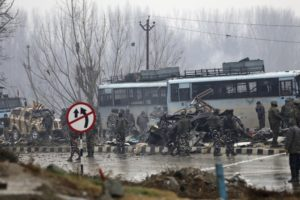 Death toll in deadliest car bombing in Kashmir climbs to 41