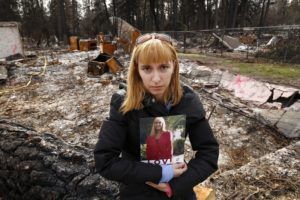 100 days after Paradise burned, the stories of the victims