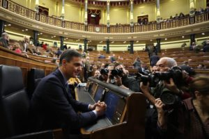 Spain's Socialist leader calls early elections for April 28