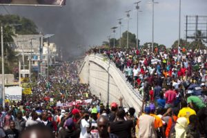 Haiti to unveil economic measures to quell violent protests