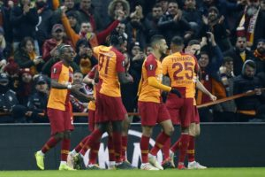 Galatasaray scores win over UEFA in finance monitoring case