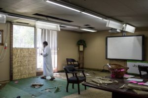 Alleged leader pleads not guilty in Minnesota mosque bombing