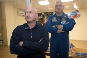 In space, NASA heard astronaut's immune system scream