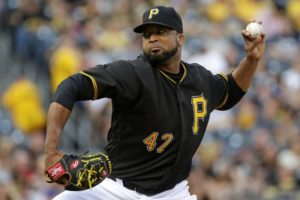 Francisco Liriano hopes return to Pirates sparks turnaround