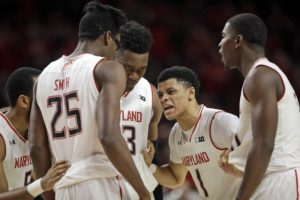 Youngsters help No. 24 Maryland reach upper crust of Big Ten