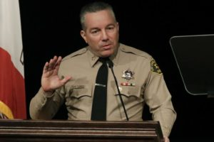 LA sheriff: Fewer crimes spur transfer to immigration agents
